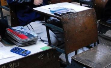 El 18 por ciento de los alumnos santafesinos abandona la secundaria