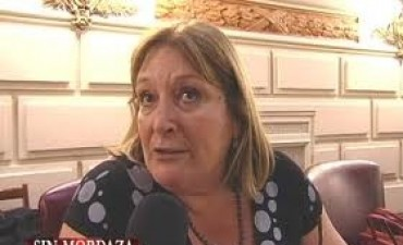 Murió la diputada provincial justicialista Silvia De Césaris