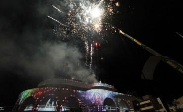 Carlos Paz tuvo una inolvidable fiesta por su Centenario