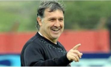 El Tata Martino es el nuevo director técnico del Barcelona