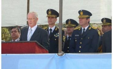 Raúl Lamberto afirmó que por decreto, el Estado creará una Policía de Investigaciones