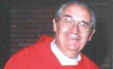 Monseñor Luis A. Fernández, nuevo obispo de Rafaela
