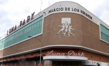 El Luna Park será de la Iglesia