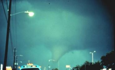Tornado arrasó con gran parte de Gral. Capdevila, Chaco